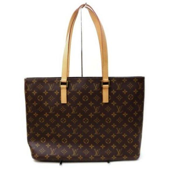 Louis Vuitton Handbags - 100% Auth Louis Vuitton  Luco Tote Bag